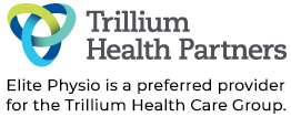 Elite Physio is a preferred provider for the Trillium Health Care Group.